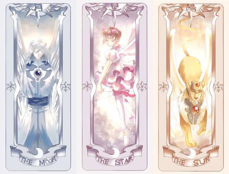 Cardcaptor Sakura Bookmarks