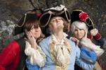 Hetalia: The Pirate Touch