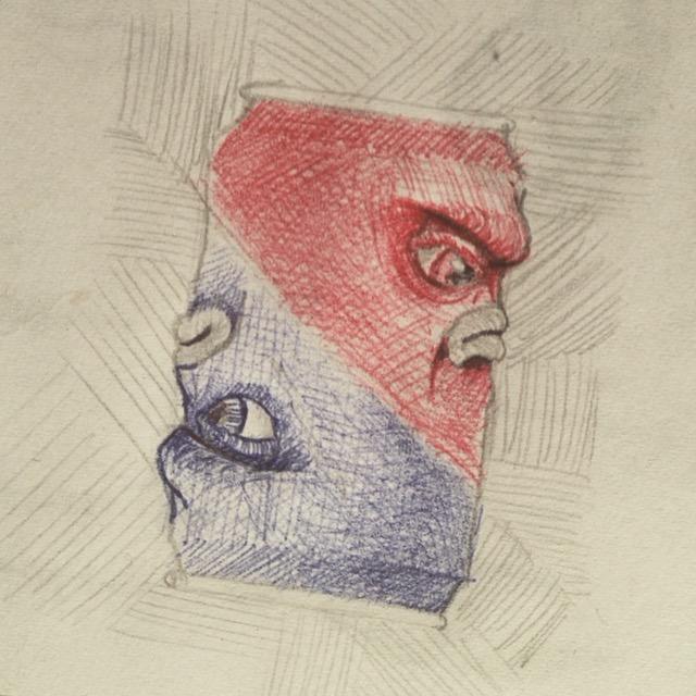 SodaCity Sketch 01 by ArmandoFlores