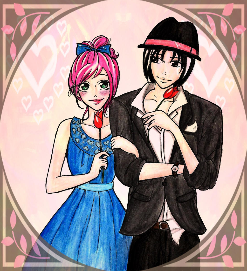 Be My Valentine by SpringSnowflakes