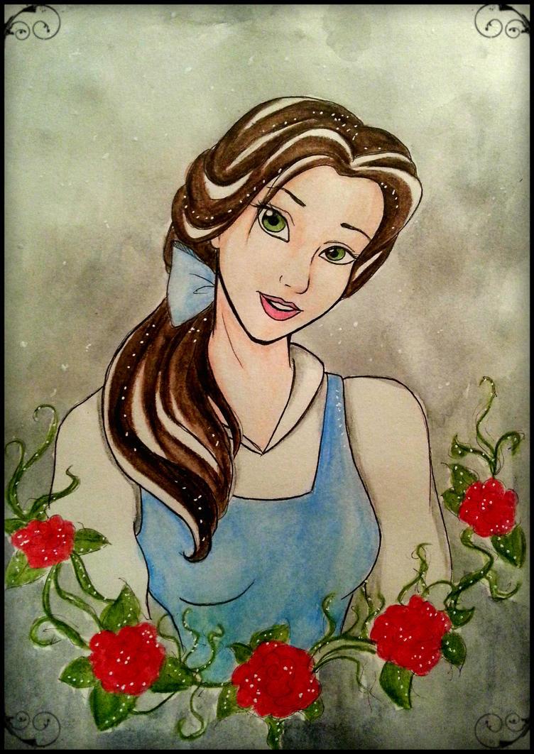 Belle by SpringSnowflakes