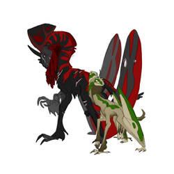 Dragon Ocs