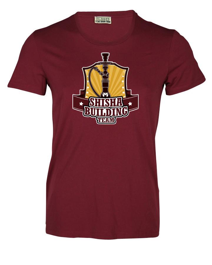 PietSmiet  - T-Shirt Wettbewerb 2015 (Shisha) by Pepperguin