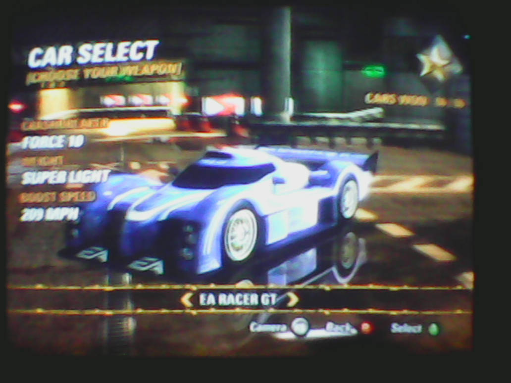 Burnout Revenge - Xbox360 - EA Racer GT by Sfrhk678 on