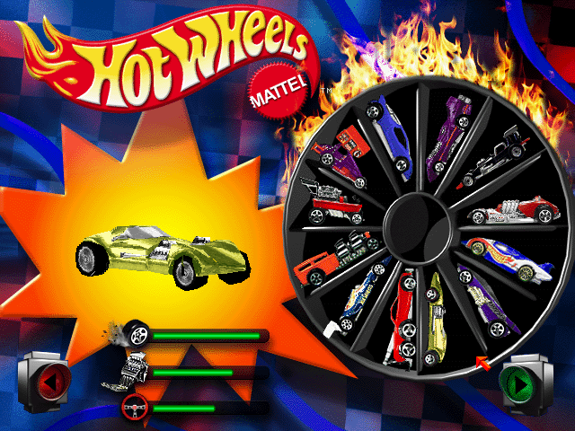 Hot Wheels Stunt Track Driver  How To Unlock Cars