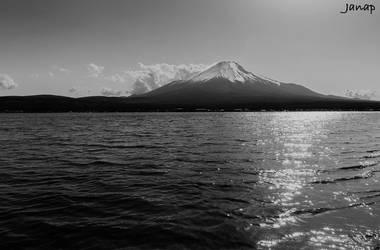 Fuji from Saiko