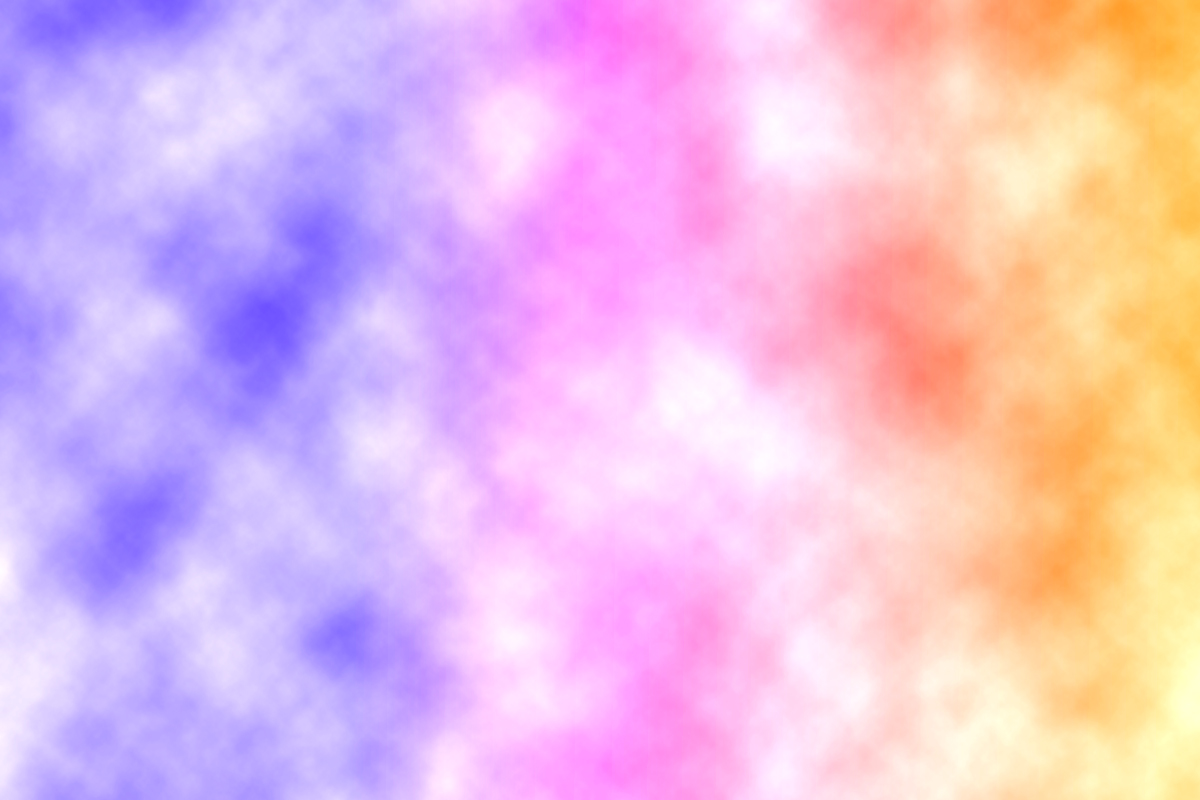 Colorful , Blurry Clouds by tungnk1993 on deviantART