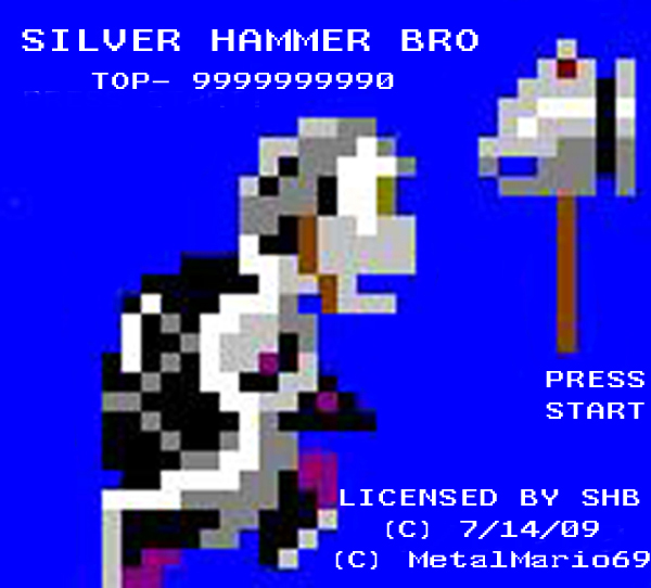 how to draw hammer bro