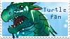 Turtle Stamp by Maanhart