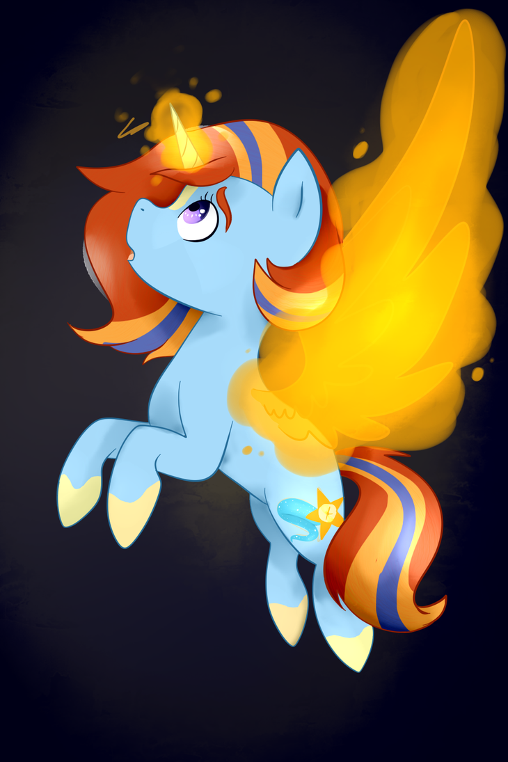 StarTime the princess of the time by MariMey