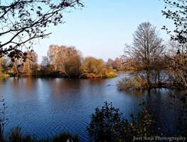 Fall Lake 1 by x0fallenangel0x
