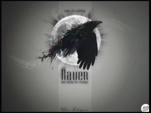 croaking Raven