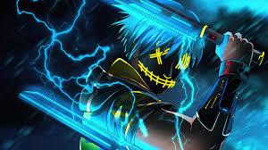 Zack (Artist Avatar Challenge)