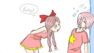 Kirby - Kirby and Chuchu