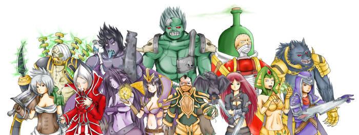 League of Legends - Noxians 2