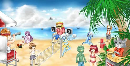 League of Legends - Beach Time