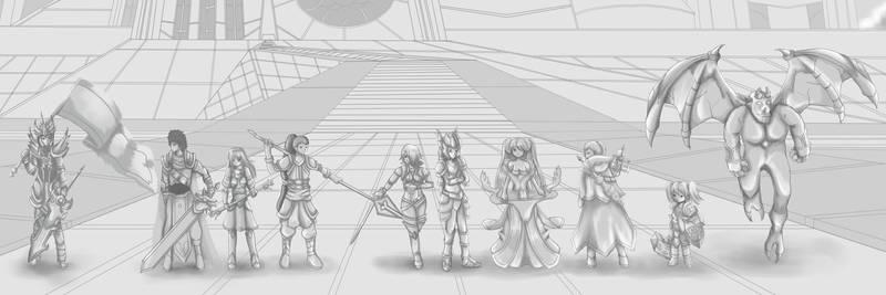 League of Legends - Assemble for Battle