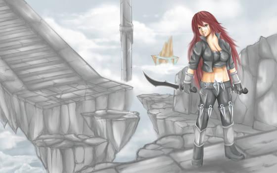 Day 6 - League of Legends - Katarina