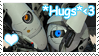 Portal2-Hugs by SweetTeaholic