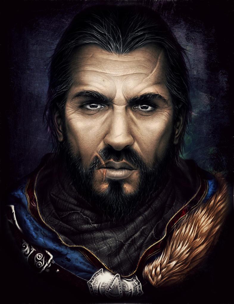 Ezio auditore face