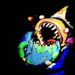 yuyuko eats the world