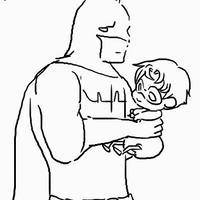 Animation - Batman's baby by yolin