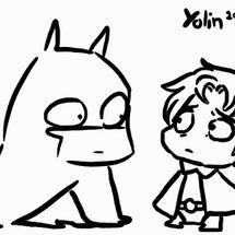 Animation - Robin Boo Boo by yolin