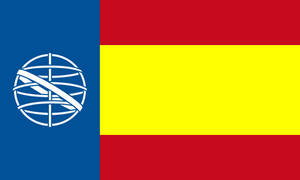 Flag of United Kingdom of Great Iberia and Brazil