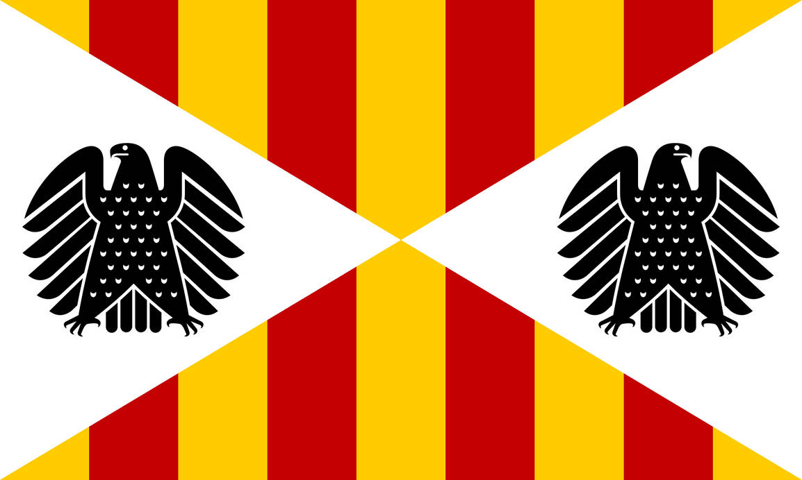 Flag of the Kingdom of Sicily by DemianShab