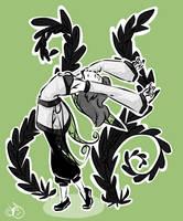Dancing Fairy by QuackGhost