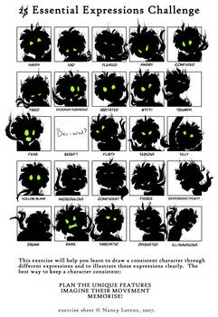 Black Beast - 25 Essential Expressions