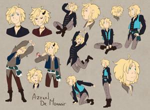 A page of Az