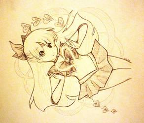 Day 45: Sailor Venus by shortpinay