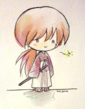 Day 299: Kenshin