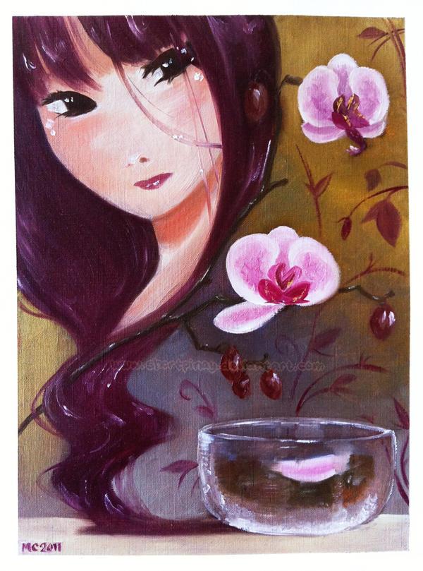 16: Memento Mori by shortpinay
