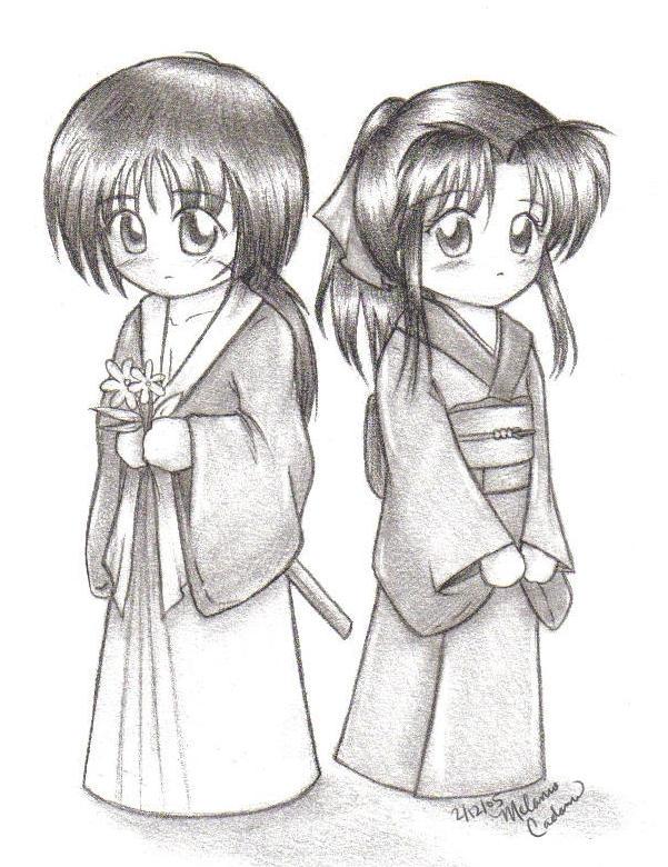 Kenshin X Kaoru - V Day by shortpinay on DeviantArt