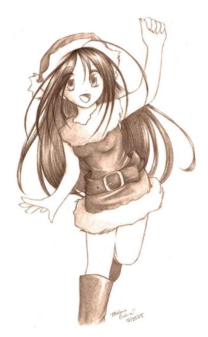 Holiday Spirit by shortpinay
