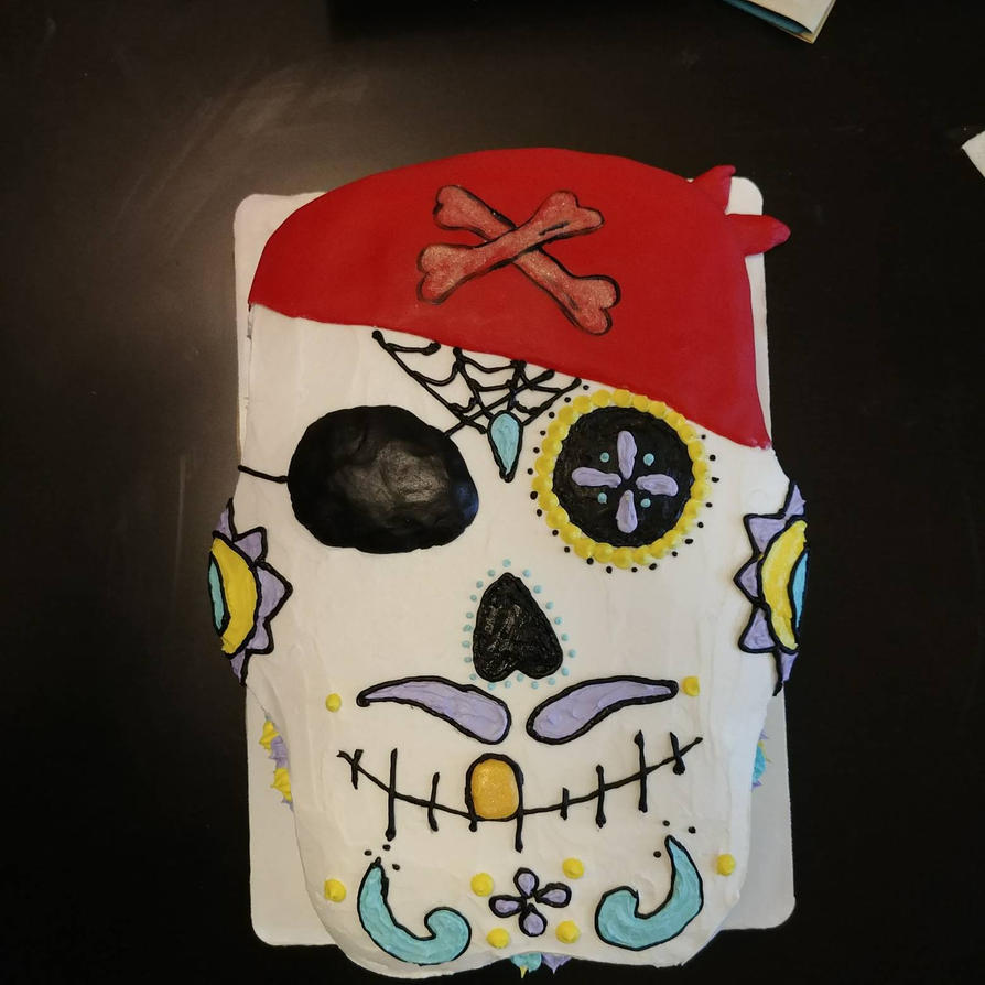 Where Can You Buy A Day Of The Dead Cake
