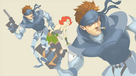 MGS Unfinished by Louieville-XXIII
