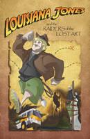 Louisiana Jones : Version 02 by Louieville-XXIII