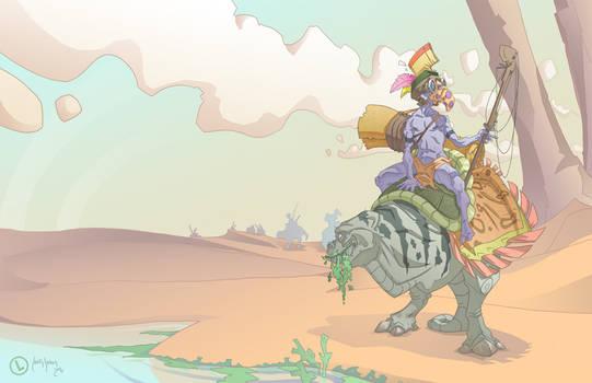 DoDo Desert Dwellers