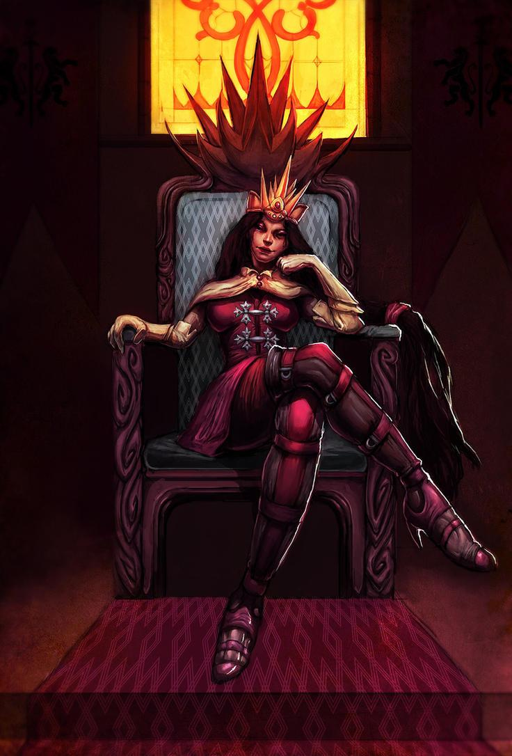 Empress Lucretia by Noctros