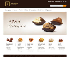 Talah website