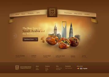 Talah website 2