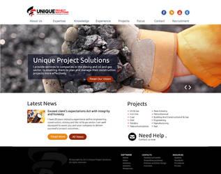 New Branding website