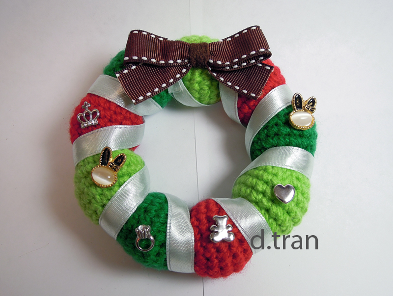 Christmas Wreath by yimtea