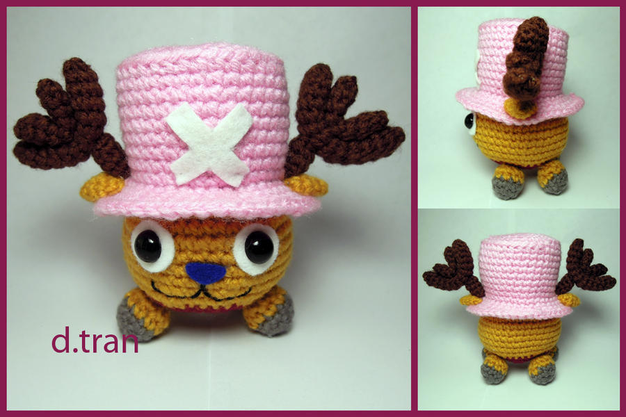 Roly Poly Chopper by yimtea