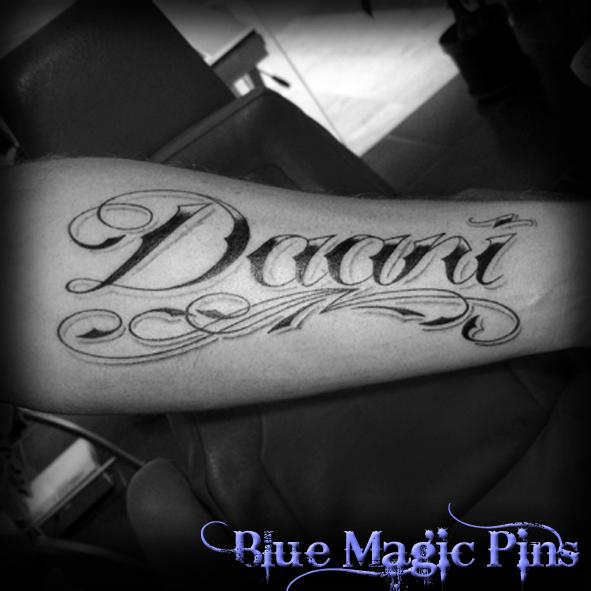 melissa tattoo design tattoo gallery by kathleen davies. Black Bedroom Furniture Sets. Home Design Ideas