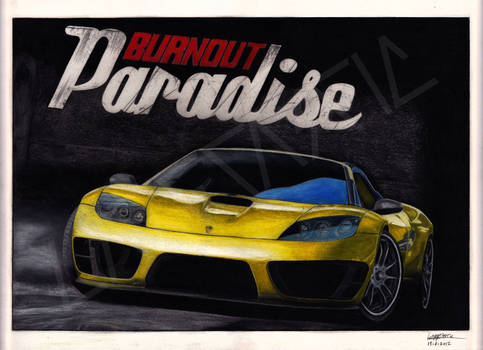 Burnout Paradise Tempesta_Finished