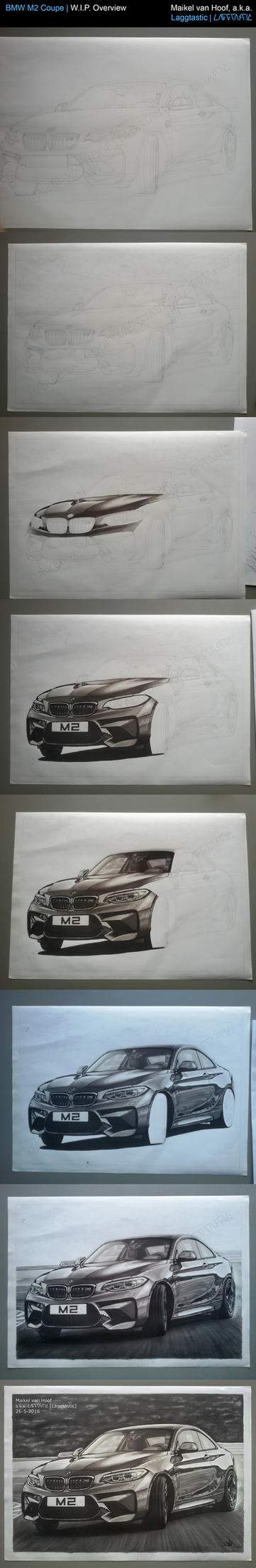 WIP Overview BMW M2 Coupe Drift by Laggtastic